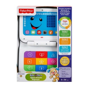 Fisher Price Eğitici Laptop