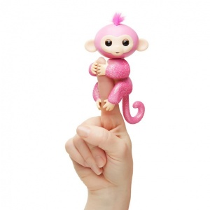Fingerlings İnteraktif Simli Parmak Maymun