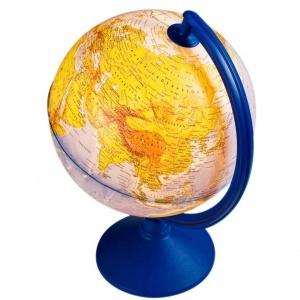 Işıklı Fiziki - Siyasi Dünya Küresi 30 cm.
