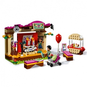 LEGO Friends Andrea'nın Park Performansı 41334