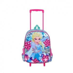 Frozen Elsa Çekçekli Anaokul Çantası 95204