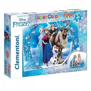 40 Parça XXL Puzzle : Frozen