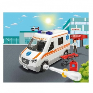 Revell 1:20 Çocuk Kit Ambulans