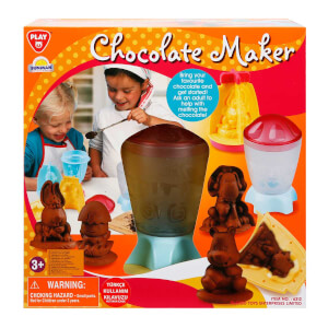 Çikolata Yapımı Hobi Seti