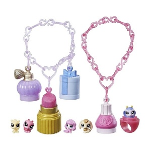 Littlest Pet Shop Mini Miniş ve Aksesuar Seti (Chic Charms)