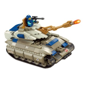 Yapım Seti : Askeri Tank