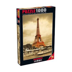 1000 Parça Puzzle : Eyfel Kulesi