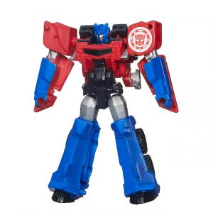 Transformers Robots In Disguise Mini Figür (Optimus Prime)