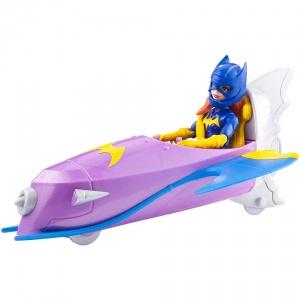 DC Super Hero Girls Aksiyon Figürü ve Aracı (Batgirl)