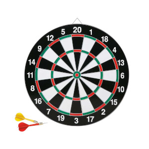 Dart Oyun Seti 36,5 cm.