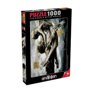 1000 Parça Puzzle : Aşkın Dansı