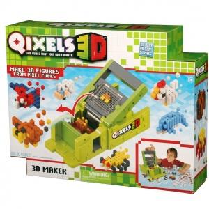 Qixels 3D Tasarım Makinesi