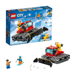 LEGO City Great Vehicles Kar Ezme Aracı 60222