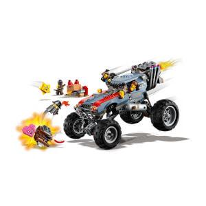 LEGO Movie 2 Emmet ve Lucy'nin Kaçış Arabası 70829