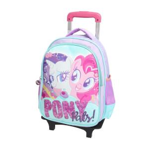 My Little Pony Çekçekli Okul Çantası 40198