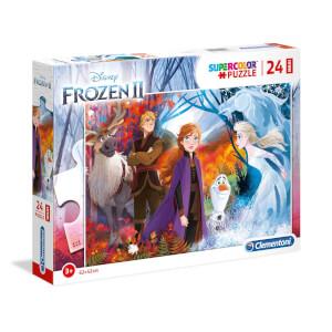 24 Parça Maxi Puzzle : Frozen 2