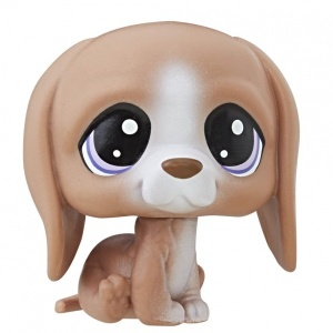 Littlest Pet Shop Tekli Miniş 2 (Rover)