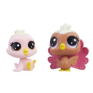 Littlest Pet Shop 2'li Mini Tatlı Koleksiyonu İyi Dostlar E0399