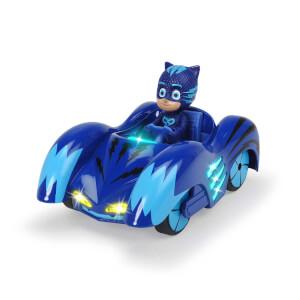 1:43 PijaMaskeliler Sesli ve Işıklı Racer Cat ve Aracı