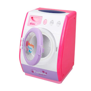 Büyük Sesli ve Işıklı Çamaşır Makinesi