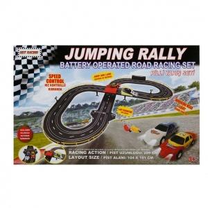 Jumping Rally Işıklı Yarış Seti