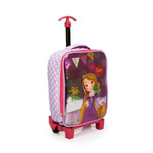 Disney Princess Rapunzel Çekçekli Anaokul Çantası 40617