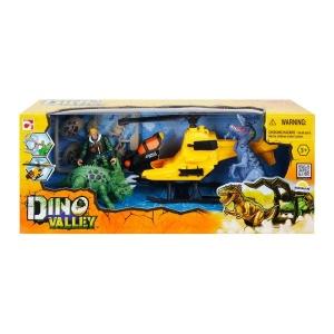 Dino Valley Dinozor Yakalayacı Araç Oyun Seti