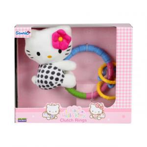 Hello Kitty Halkalı Çıngırak