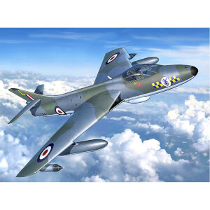 Revell 1:72 Hawker Hunter RAF Uçak 3908