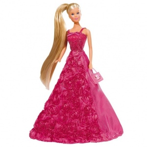 Steffi Princess Gala Bebeği