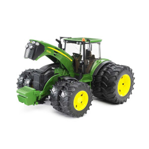 1:16 Bruder John Deere 7930 Çift Tekerlekli Traktör