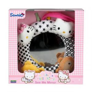 Hello Kitty Aynalı Çıngırak