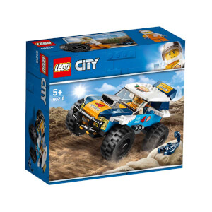 LEGO City Great Vehicles Çöl Rallisi Yarış Arabası 60218