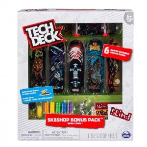 Teck Deck Parmak Kaykayı Bonus Paket