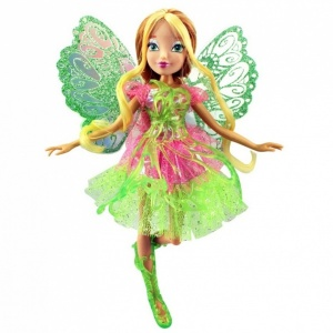 Winx My Butterflix Magic (Flora)