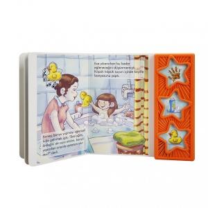 Banyo Eğitimi Sesli Kitap