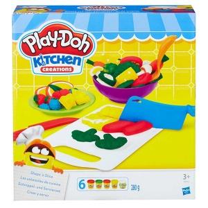 Play Doh Şefin Mutfağı