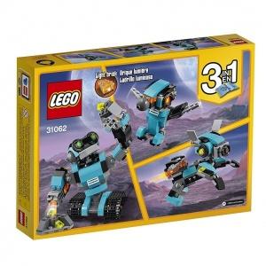 LEGO Creator Robot Kaşif 31062