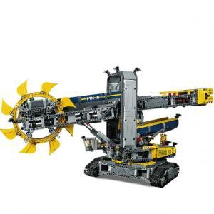 LEGO 42055 Technic Küreme Tekerli Ekskavatör