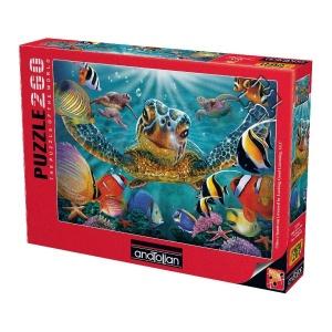 260 Parça Puzzle : Minik Baloncuklar