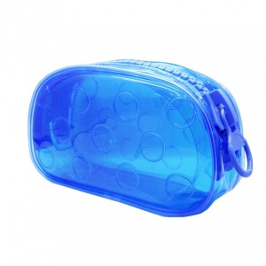 Bubble Silikon Zipper Kalem Kutusu