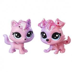 Littlest Pet Shop Miniş Gökkuşağı Koleksiyonu İyi Dostlar