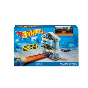 Hot  Wheels Yarış Seti