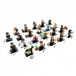 LEGO Minifigures Harry Potter ve Fantastik Canavarlar 71022