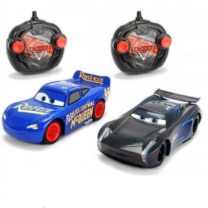 Cars 3 1:24 Uzaktan Kumandalı McQueen ve Jackson Storm