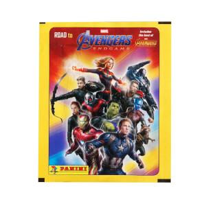 Avengers Endgame Çıkartma Kartı