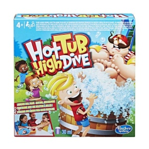 Hot Tub High Dive E1919