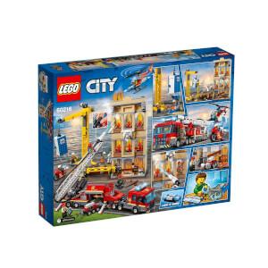 LEGO City Fire Şehir Merkezi İtfaiyesi 60216