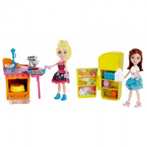 Polly Pocket Gezi Oyun Seti