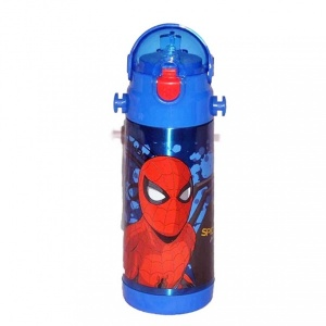 Spiderman Çelik Matara 350 ml.